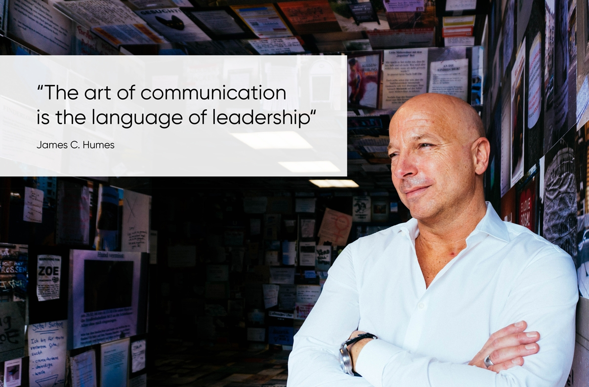 Zitat Christopher Jahns zu Mindset und Leadership