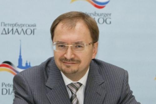Prof Dr Nikolai Michailowitsch Kropatschew ist stellvertretender Vorsitzender Petersburger Dialog Russland